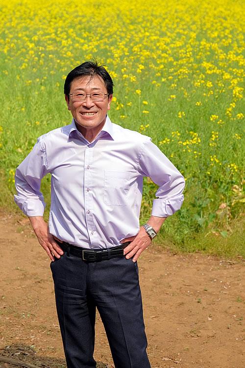 代表 澤田千明
